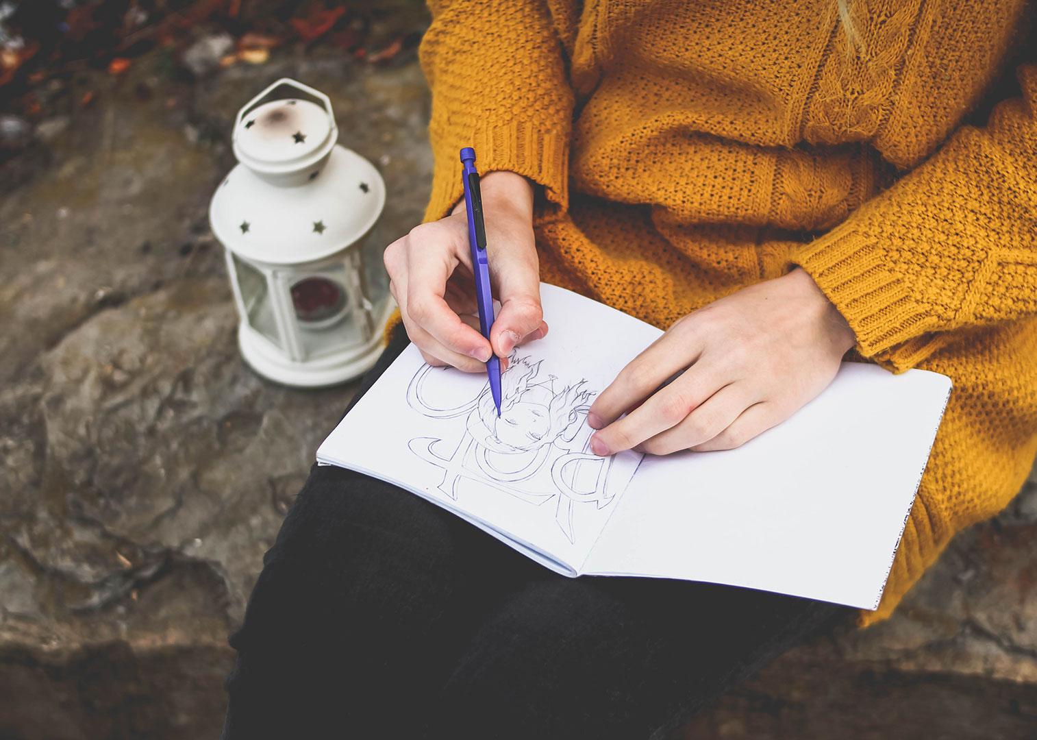 Disegnare-a-mano-libera