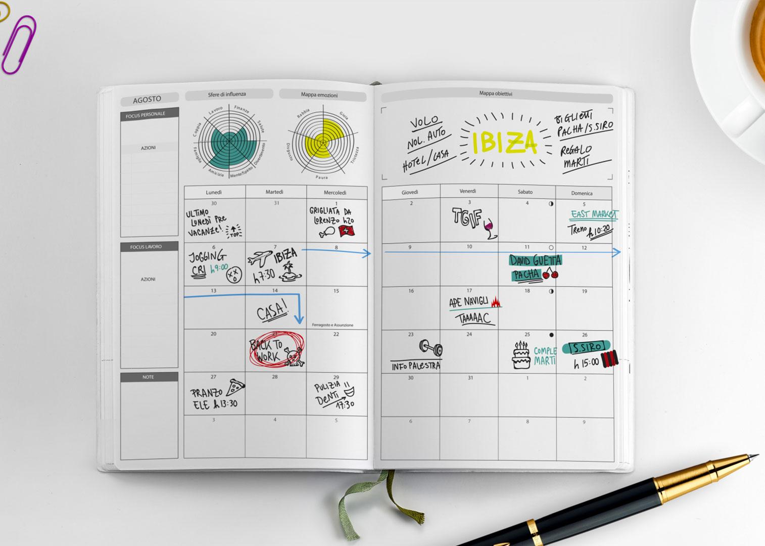 Personalizzare-un-agenda