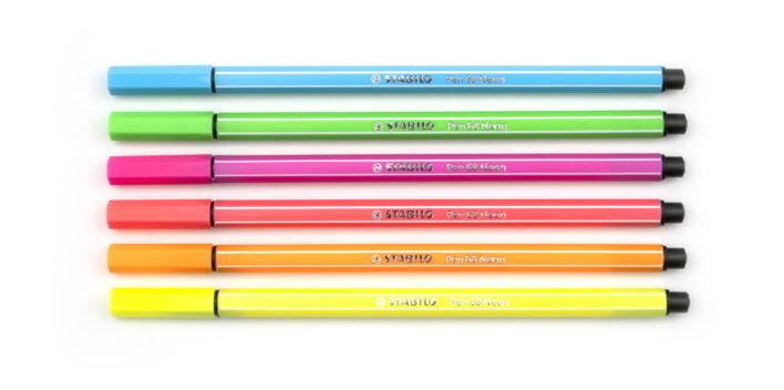 Stabilo-pen-68-neon